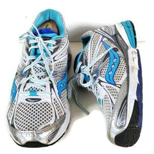 Saucony ProGrid Guide 6 Mesh Teal Running Shoes